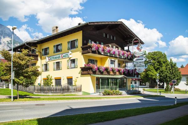 Fotografie hotelů: Gästehaus Gastl, Mieming