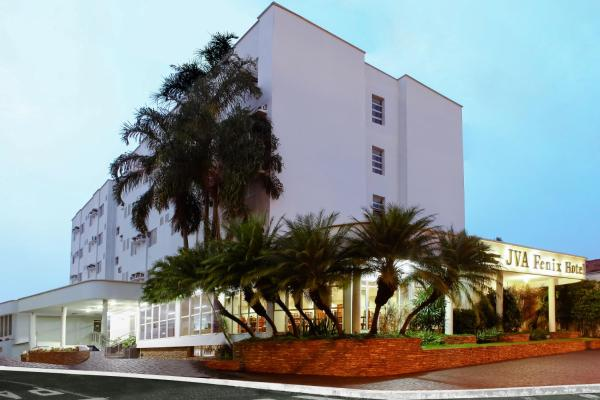 Hotel Pictures: JVA Fenix Hotel, Uberlândia