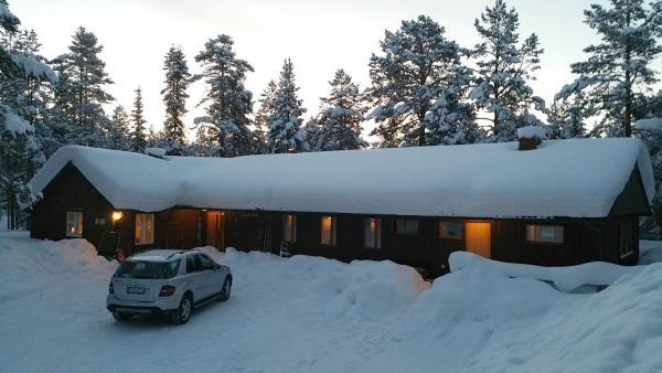 Hotel Pictures: Kruununmaja (Kruunumaja), Äkäslompolo