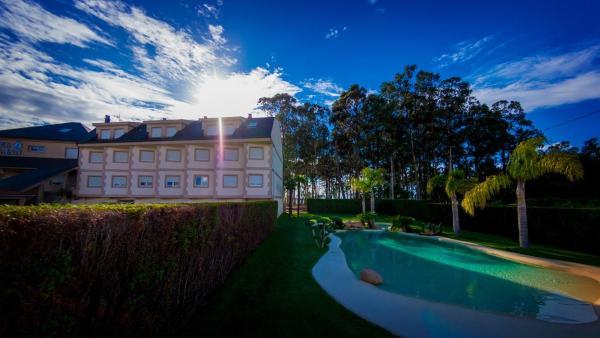 Hotel Pictures: Hotel Dinajan, Villanueva de Arosa