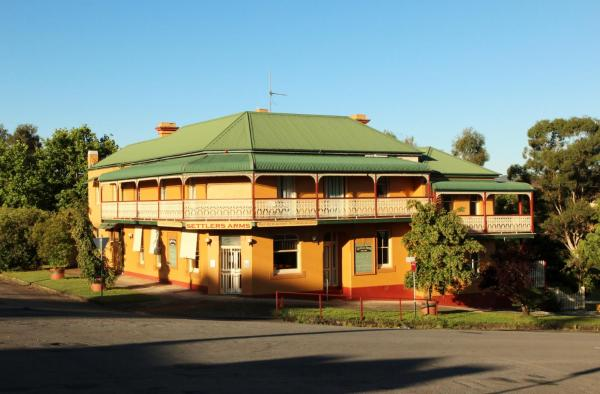 Fotos do Hotel: Settlers Arms Hotel, Dungog