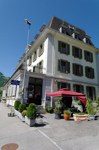 Hotel Pictures: Hotel Pension de la Gare, Montbovon