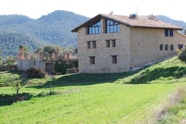 Hotel Pictures: Masia de la Serra de la Cogulla, Peñarroya de Tastavins