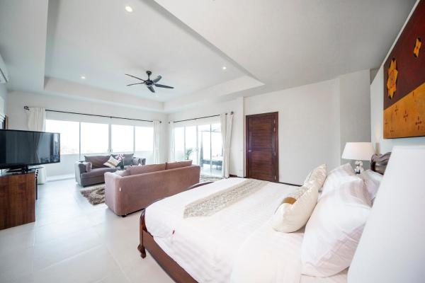 Zdjęcia hotelu: View Peche Villa - 8 Bedrooms, Rawai Beach