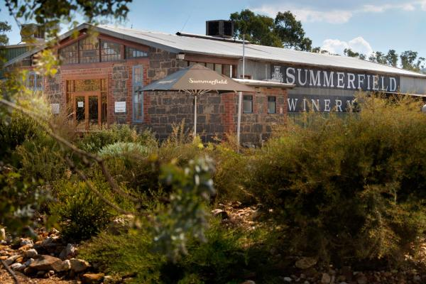 Fotos de l'hotel: Summerfield Winery and Accommodation, Moonambel