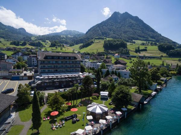 Hotel Pictures: Seerausch Swiss Quality Hotel, Beckenried