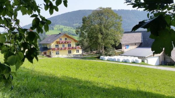 Hotelfoto's: Huberhof im Almenland, Sankt Kathrein am Offenegg