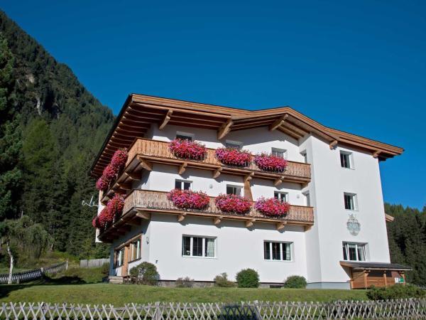 Hotelbilleder: Appartements Schmalzerhof, Sankt Sigmund im Sellrain