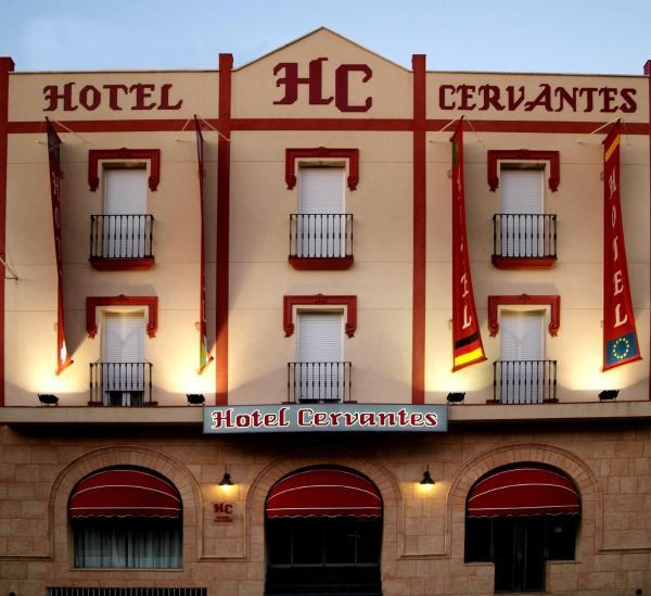 Hotel Pictures: Hotel Cervantes, Zafra