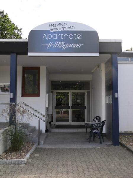 Hotelbilleder: Aparthotel Höper, Oyten