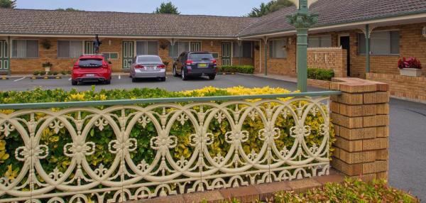 Zdjęcia hotelu: Parkhaven Motel, Goulburn