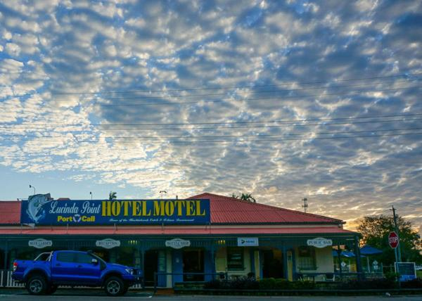 ホテル写真: Lucinda Point Hotel Motel, Lucinda