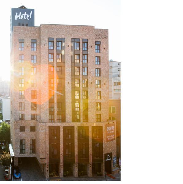 Zdjęcia hotelu: Gwangmyeong JS Boutique Hotel, Gwangmyeong
