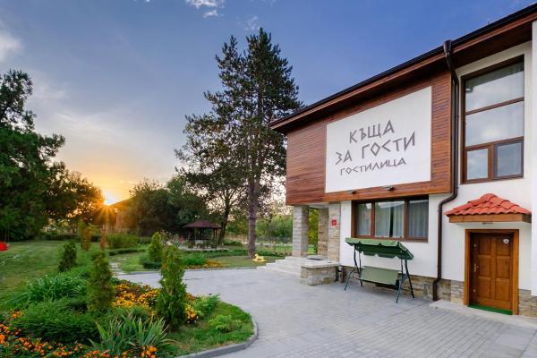 Zdjęcia hotelu: Guesthouse Gostilitsa, Gostilitsa