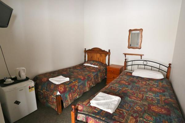 ホテル写真: O'Dowds Hotel/Motel Rockhampton, ロックハンプトン