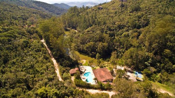 Hotel Pictures: Pousada Pedra Grande Atibaia, Jardim São Nicolau