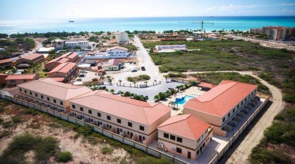 Fotos de l'hotel: Two Bedroom Townhouse Eagle Beach, Palm-Eagle Beach