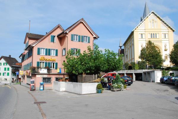 Hotel Pictures: Hotel Hirschen, Reichenburg