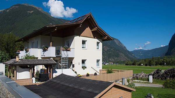 Zdjęcia hotelu: Appartement Frischmann, Umhausen