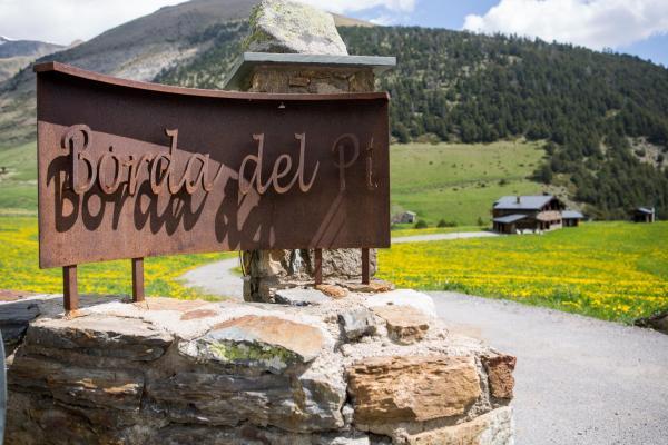 Fotografie hotelů: Borda del Pi, Canillo