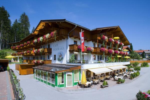 酒店图片: Hotel Alpenpanorama, 瑟尔