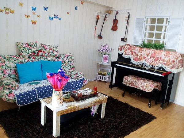 Hotel Pictures: Music Garden Apartment, Xichang
