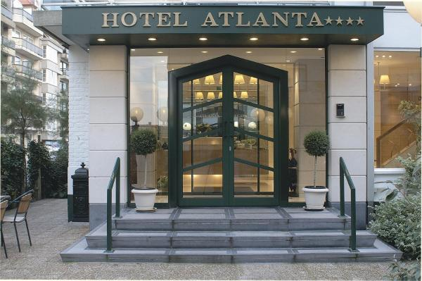 ホテル写真: Hotel Atlanta Knokke, クノック・ヘイスト