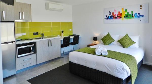 Fotografie hotelů: Sanctuary Park Motel, Wodonga