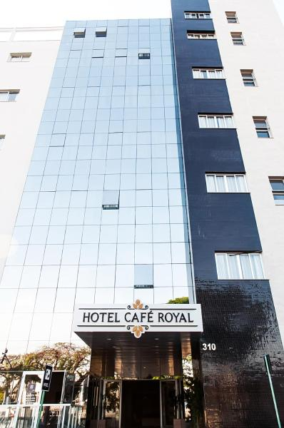 Hotel Pictures: Hotel Cafe Royal, Varginha