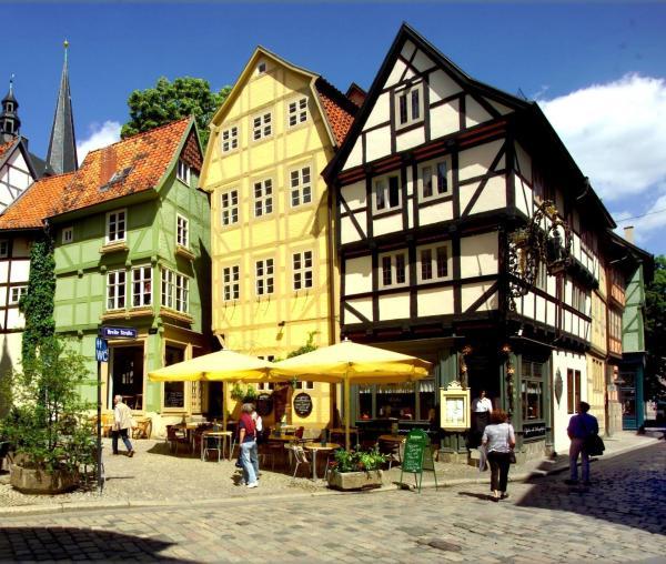 Hotel Pictures: Schlaf-gut Appartments, Quedlinburg