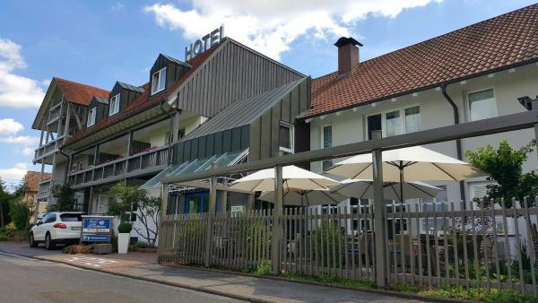 Hotelbilleder: Hotel in den Herrnwiesen, Kreuzwertheim