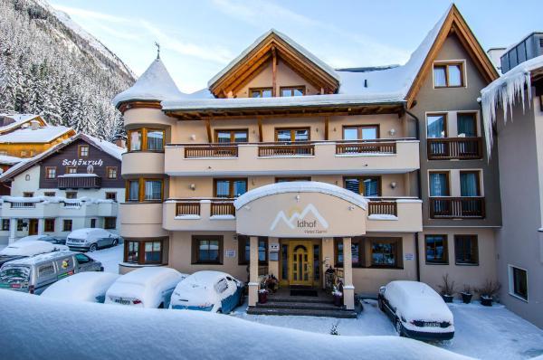 酒店图片: Hotel Idhof, 伊施格尔