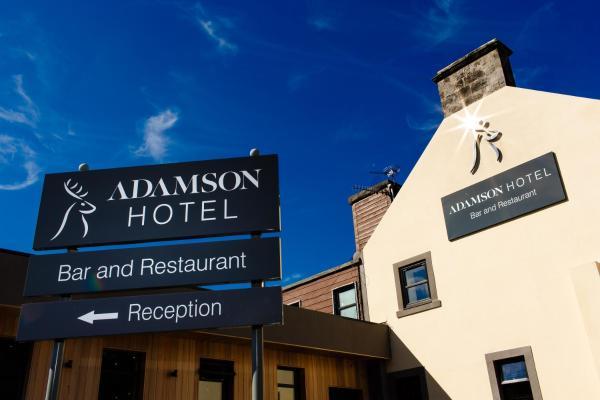 Hotel Pictures: Adamson Hotel, Dunfermline