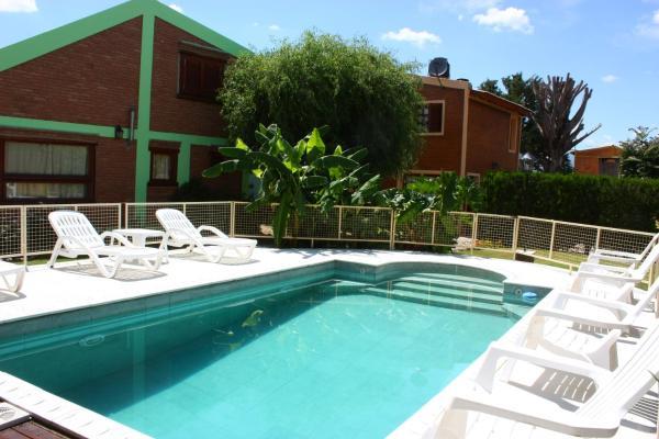酒店图片: Cabañas Ayasan, Villa Cura Brochero