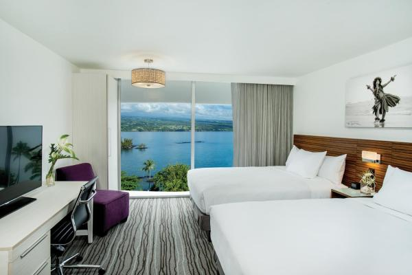 Queen Room with Two Queen Beds - Bay View