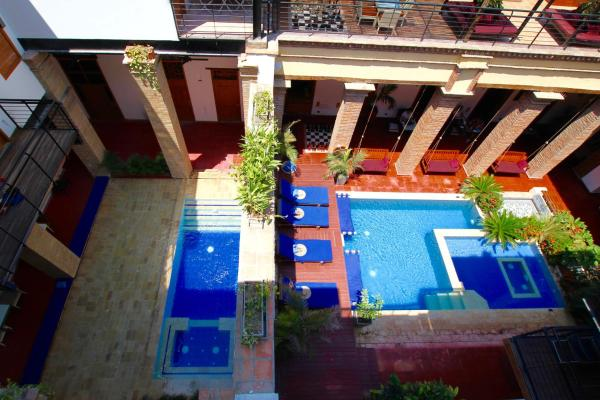 Hotel Pictures: Hotel Boutique Casa Carolina, Santa Marta