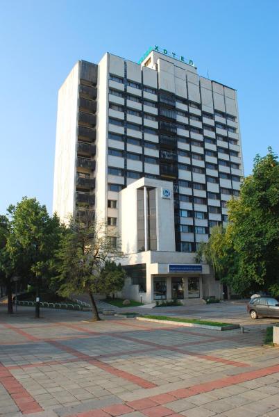 酒店图片: Hotel Velbazhd, Kyustendil