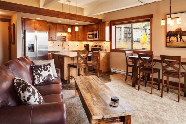 Hotellbilder: Storm Meadows C 319, Steamboat Springs