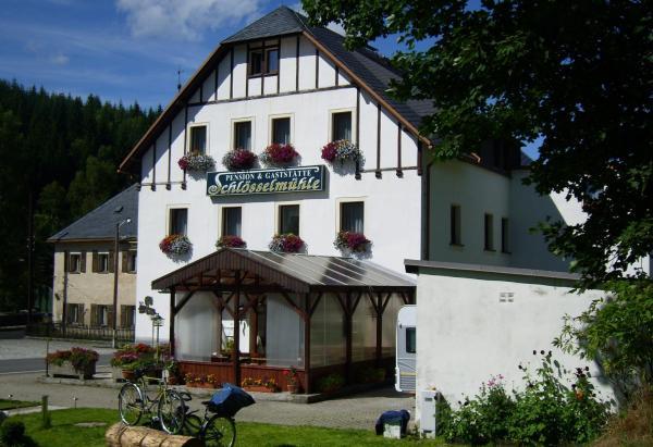 Hotelbilleder: Pension und Gaststätte Schlösselmühle, Jöhstadt