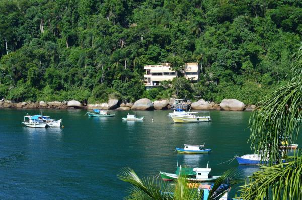 Hotel Pictures: Vila Pedra Mar, Praia Vermelha
