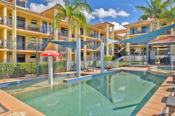 Photos de l'hôtel: South Pacific Apartments, Port Macquarie