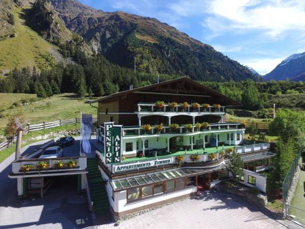Photos de l'hôtel: Pension Alpin, Sankt Leonhard im Pitztal