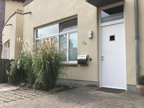 Hotelbilleder: Ferienwohnung Stenzel 2, Laer
