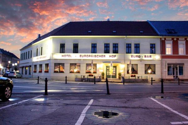 Hotelbilleder: Hotel Europäischer Hof, Elsterwerda