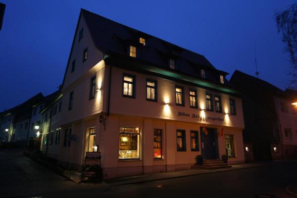 Hotelbilleder: Alter Ackerbuergerhof, Bad Frankenhausen