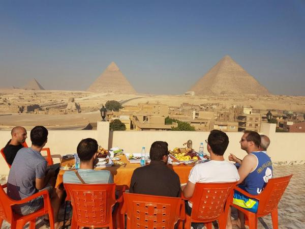 Fotografie hotelů: Mena Inn Pyramids, Káhira