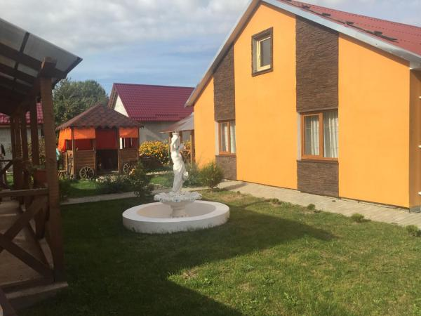 Hotel Pictures: Agrousadba Tsarskoe Selo, Nyasvizh
