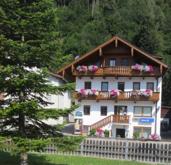 Zdjęcia hotelu: Apartments Penz, Zellberg