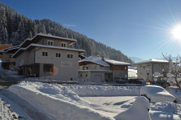 Hotelbilleder: Apartment Dorfjuwel, Oberau