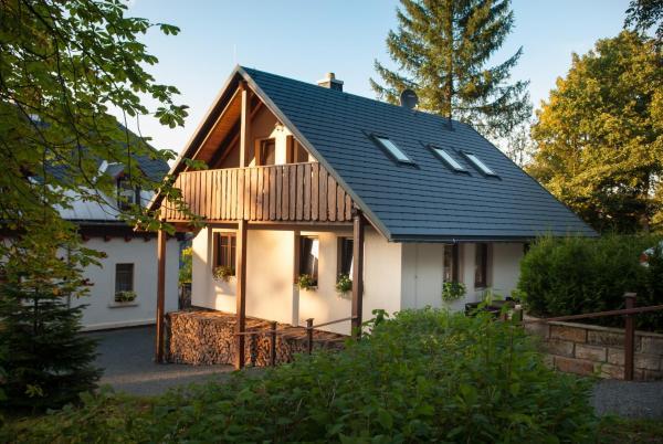 Hotel Pictures: Haus Waldfrieden, Kurort Bärenfels